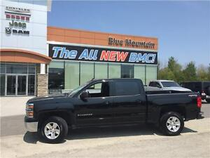 2015 Chevrolet Silverado 1500 LT  ACCIDENT FREE, 4X4, BLUETOOTH/