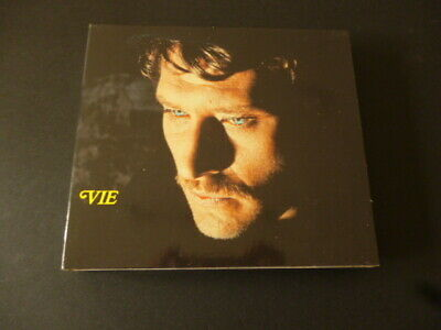 CD JOHNNY HALLYDAY - VIE - PHILIPS - TTB ETAT