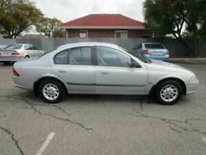 2000 Ford Falcon AUII Forte (LPG) 4 Speed Automatic Sedan Clearview Port Adelaide Area Preview