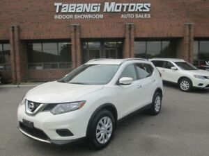 2015 Nissan Rogue S | AWD | REAR CAMERA | BLUETOOTH | HEATED SEA