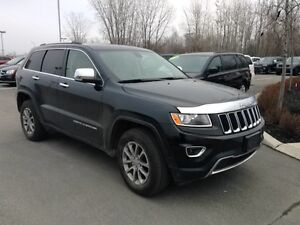 2015 Jeep Grand Cherokee Limited, CUIR, CAMÉRA, MAG
