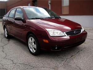 2006 FORD FOUCS,FULLY LOADED,ZX4 MODEL,VERY CLEAN,LEATHER