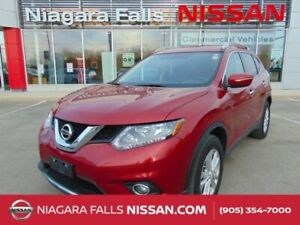 2015 Nissan Rogue SV FWD | MOONROOF | HEATED SEATS | PUSH BUTTON