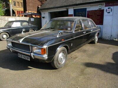 1976 Ford Granada/Consul Mk1 Limousine By Coleman Milne