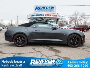 2016 Chevrolet Camaro SS, 455HP, Heads-Up Display, Navigation, H