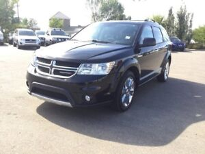 2013 Dodge Journey R/T AWD Navigation (GPS),  Leather,  Heated S