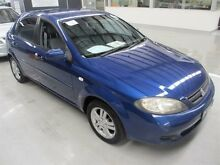 2005 Holden Viva JF JF Blue 5 Speed Manual Hatchback Maryville Newcastle Area Preview