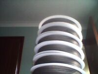 Jewellery wire- reels of jewellery wire for threading beads etc.
