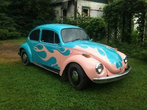 1971 beetle automatic