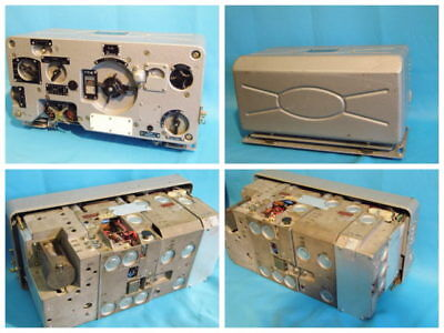 Funkgerät R-113 aus einem Panzer der NVA. LgNr.: F3709