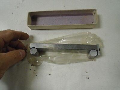 Machinist Tool Lathe Mill Machinist Unused Sine Bar Gage Gauge