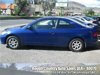 2005 Honda Civic Cpe DX