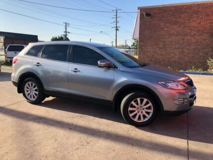 2009 Mazda CX-9 TB10A1 Classic Silver 6 Speed Sports Automatic Wagon Bayswater Knox Area Preview