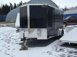 Factory Outlet Pricing on Cargo Trailers!
