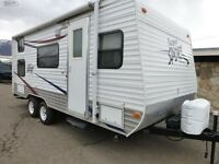 19ft Travel trailer rental