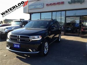 2016 Dodge Durango LIMITED**LEATHER**4X4