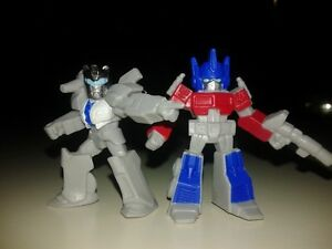 The Transformers Titan Series Blind Bag Mini Figures