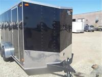 BLACK LOOK STLC7X14TE2 SLOPE NOSE V RAMP DOOR $6200.00