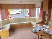 Great Cheap Starter Caravan , Family Orientated Site St Osyth Beach Essex