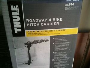 Thule 4 Bike Hitch Carrier BRAND NEW