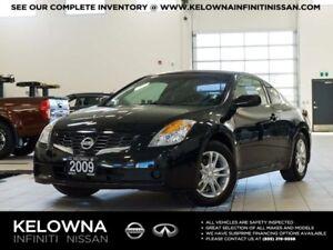 2009 Nissan Altima 2.5 S Premium CVT