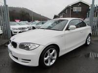 2010 60 BMW 1 SERIES 2.0 118D SPORT 2D 141 BHP DIESEL