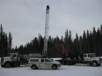 Floorhand - Flushby / Rod Rig  - Peace River, Alberta