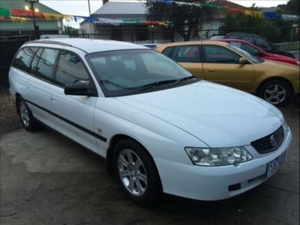 2002 Holden Commodore VY Executive 4 Speed Automatic Wagon Footscray Maribyrnong Area Preview