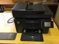 HP Laserjet Pro Colour M177fw A4 Printer/Copier/Scanner/Fax - Collection Only