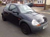 ford ka, 2000. 73,000 miles 3 owners excellent condition