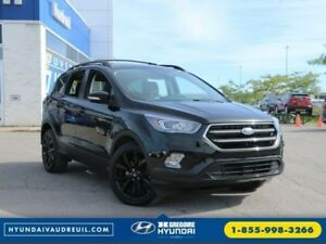 2017 Ford Escape TITANIUM CUIR TOIT NAV CAMERA RECUL BLUETOOTH