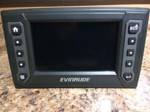 Evinrude G2 Outboards 7 inch Icon Touch Screen Dash