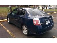 2007 NISSAN ENTRA AUTOMATIQUE CLIMATISEE 4 CYLINDRES PROPRE