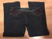 Next maternity jeans size 14 short