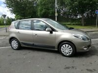 RENAULT SCENIC 1.4 EXPRESSION TCE 5DR Manual (beige) 2010