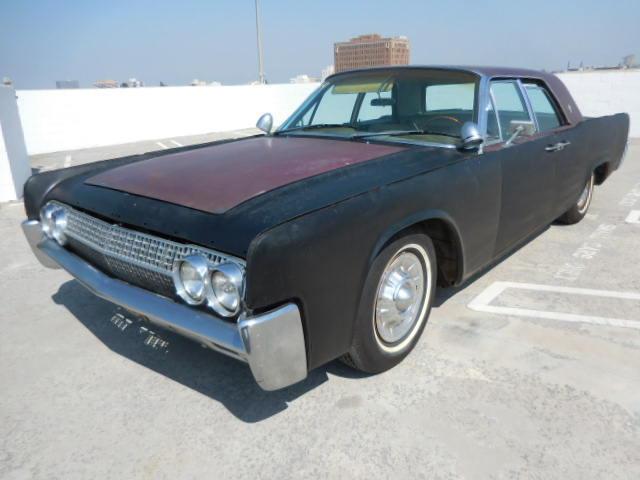 Imagen 1 de Lincoln Continental…