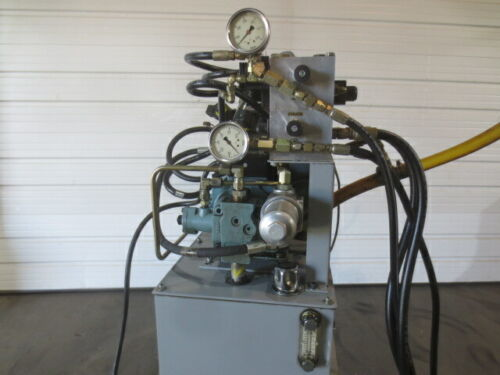 Complete Haas Hydraulic Unit  off  2005 SL-30T