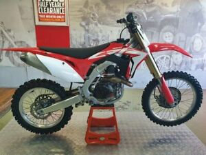 2017 Honda CRF450R Moorooka Brisbane South West Preview