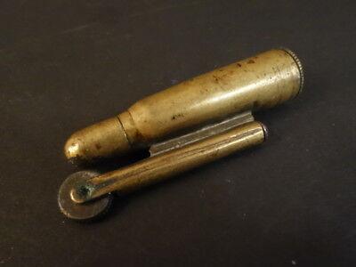 LIGHTER BULLET SHELL TRENCH ART WW1