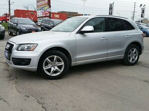 2010 Audi Q5 3.2L Quattro/LEATHER/PANA ROOF