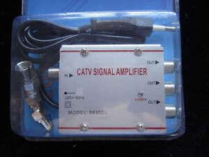 AMPLIFICADOR-DE-SENAL-DE-TELEVISION-3-SALIDAS-TV-SIGNAL-AMPLIFIER-TDT-ANTENA
