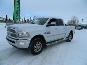 2013 DODGE RAM LARAMIE 3500 H/D CUMMINS  DIESEL/clean unit