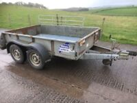 Ifor Williams GD85 Trailer