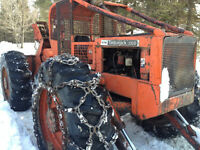 18.4-34 Skidder Chains