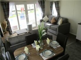 brand new static caravan for sale 12 month park ribble valley