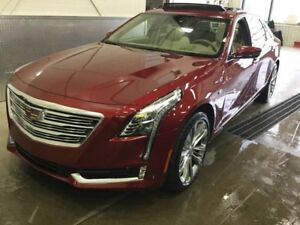 2018 Cadillac CT6 Sedan Platinum AWD