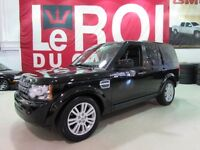 Land Rover Lr4 4WD V8 5.0L 7 PASSAGERS 2011