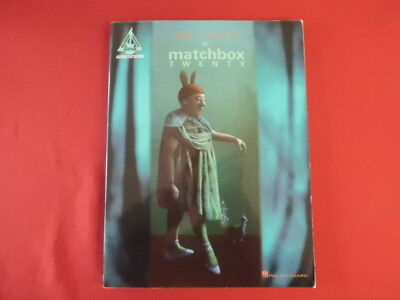 Matchbox 20 - Bad Season . Songbook Notenbuch Vocal Guitar