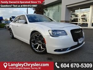 2015 Chrysler 300 S *ACCIDENT FREE * DEALER INSPECTED * CERTI...