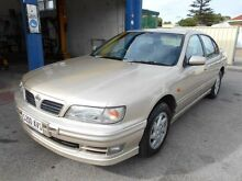 1998 Nissan Maxima A32 30S Touring Gold 4 Speed Automatic Sedan Christies Beach Morphett Vale Area Preview